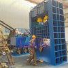 A sucata resistente cobre a máquina de estaca do pórtico