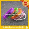 Wristband personalizzato della vigilanza del silicone con Th-6957