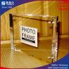 Frame acrílico desobstruído magnético da foto