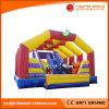 Riesiges aufblasbares Unterhaltungs-Spielzeug-springender Schauspielhaus-Prahler (T6-031)