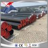 Tubulação soldada preta da tubulação de aço ERW de ASTM A53 para a tubulação de gás