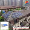 주문을 받아서 만들어진 간이 차고 태양 전지판 설치 (GD930)