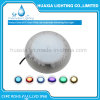 ガラスIP68樹脂によって満たされる水中プールライト