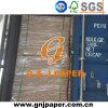 Preiswerte vorstand-Weiß-Rückseite des Preis-350GSM überzogene Duplexfür Verkauf