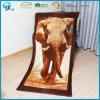 주문 동물성 비치 타올을 인쇄하는 100%년 면 벨루어 고품질