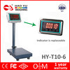 Digital Luggage Platform Floor Type Weighing Scale 500kg
