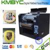 Nieuwe Vrije Steun Zes Kleur 5760 van de Technologie de Eetbare Printer van het Voedsel Dpi
