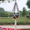 Jardin charnu d'usine de Baket de sac net de lanière de corde de coton de Moven Naturel