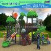 Морская Джинн Открытая Пластиковая Площадка для Детей