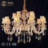 Lustre en cristal moderne de luxe pour d'intérieur (AQ20033-10+5)