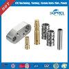 Peças usinadas CNC metálicas de precisão