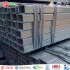 40*80mm cuadrados rectangulares/tubo de acero galvanizado