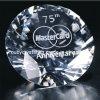 Cristal Diamante Peso de papel para favores do casamento