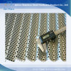 Strato perforato dell'onda per la rete fissa, materiale da costruzione