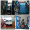 Elevador da carga do carro de elevador do frete da garagem com o elevador da velocidade rápida