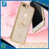 Мягкое iPhone 6 аргументы за телефона кольца диаманта TPU
