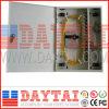 De opgezette Doos van de Beëindiging van de Vezel Optische met Adapter Sc/FC/LC/St