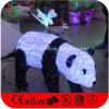 Xmas 3Dの彫刻ライトパンダの装飾