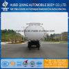 Aço Inoxidável de boa qualidade do Depósito de Líquidos químicos Semi-CISTERNA