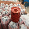 Fiins와 Tail Section를 가진 밑바닥 Rubber Cementing Plug