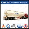 Cimc grão de Huajun/petroleiro maiorias do pó com cilindro dianteiro