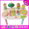Cabritos llamativos ambientales del franco del juguete del instrumento musical, bebés W07A067