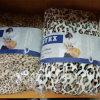 Alto Quanlity Flannel Leopard Print Bathrobe per Women