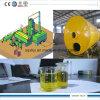 Pyrolyse-Ölraffinieren-Pflanzen10tpd Heiß-Verkauf 2015