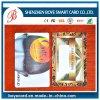 Business plástico com Barcode Card