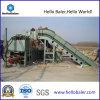 Hidráulico Automático de la empacadora para residuos de papel con 6-8t/h Capacidad
