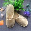 カスタム珊瑚の羊毛のスリッパは安く使い捨て可能なスリッパを卸し売りする