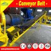 Nastro trasportatore di grande capienza usato per estrazione mineraria del minerale metallifero