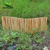 최신 판매 최신 브라운 나무로 되는 색깔 정원 담