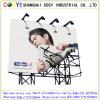 Flexible de Alta Calidad Negro/Blanco Blockout Banner banner de publicidad exterior