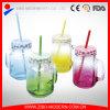 カスタムメーソンジャーのふたは安く多彩なガラスメーソンジャーを卸し売りする