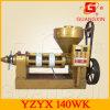Prensa de aceite automática del espiral de la calefacción/prensa de tornillo del aceite de cacahuete (YZYX140WK)