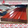 PPGI Prepainted o aço galvanizado corrugado telhando a folha