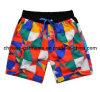 Shorts stampati irregolari della spiaggia degli uomini all'ingrosso, pantaloni della spiaggia