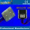 Resistente al agua del convertidor de potencia DC DC 48V DC 24V 5A 120W