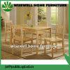La cena de madera de pino de muebles (Wi-5S-94)