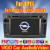 navegación del GPS Sat del reproductor de DVD del coche de 6.5 '' HD para Opel Vectra/Corsa/Astra/Antara (VOA6509)