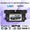 ユーゴ特別なマツダCx7車DVD GPSプレーヤー(SD-6022)
