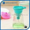 Entonnoir repliable coloré en silicone à base de silicone
