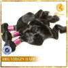 6A-Peruvian Unprocessed Loose Wave Weft 100%년 Virgin Remy Human Hair Extension