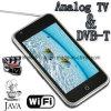 W009e 의 이중 Sims&WiFi를 가진 DVB-T 이동 전화