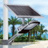 Sonnenenergie alle in einem Solarstraßenlaternefür im Freien