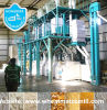 Funcionando no moinho do milho de Kenya, planta da fábrica de moagem do milho