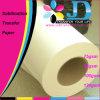 100GSM Non-Tack Sublimation Paper pour Textile Transfer Printing