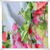 Mão Painted Silk Chiffon Fabric para Dress/Clothes com Glitter Chiffon Fabric/Chiffon Fabric Rolls