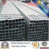 Q235/Q345 ERWのカーボンによって電流を通される正方形の鋼鉄管